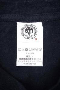 RICHARDSON(リチャードソン)両面プリントクルーネックTシャツクルーネックTシャツ_3