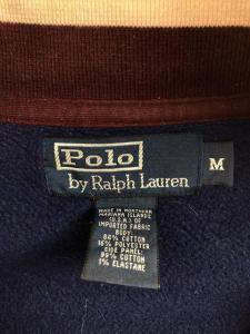 Polo by RALPH LAUREN(ポロバイラルフローレン)ポニー刺繍ハーフジップスウェットスウェッ_3