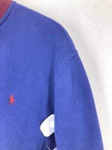 Polo by RALPH LAUREN(ポロバイラルフローレン)ポニー刺繍ハーフジップスウェットスウェッ_5