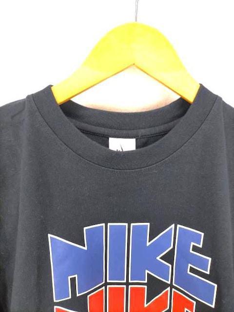 NIKE LAB(ナイキラボ)ゴツナイキ ロゴプリントTシャツクルーネックTシャツ_4