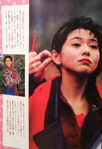 小泉今日子・山田邦子【週刊TVガイド】1989年 通巻1361号_3