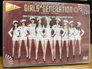 少女時代■GIRLS GENERATION DVD_2