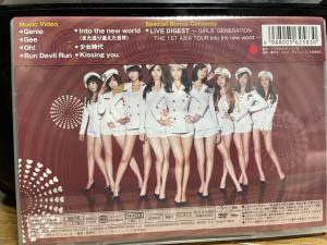 少女時代■GIRLS GENERATION DVD_3