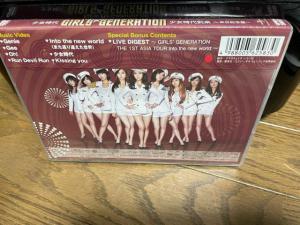 少女時代■GIRLS GENERATION DVD_4