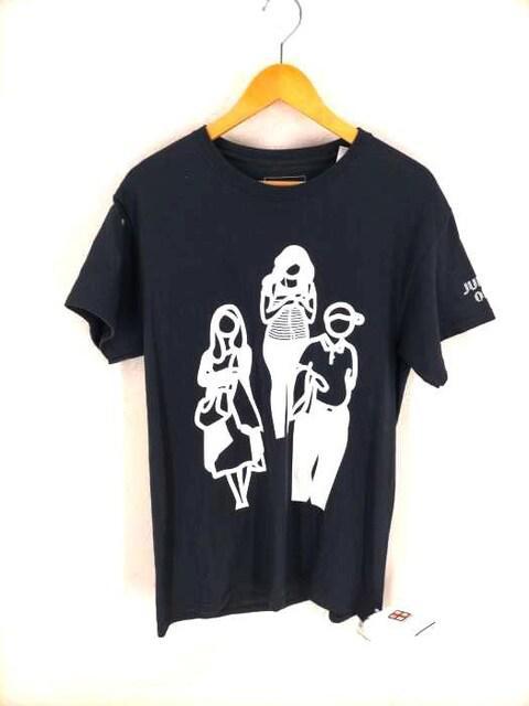 SOPHNET.(ソフネット)JULIAN OPIE Standing Figures. TEEクルーネックTシャツ_1