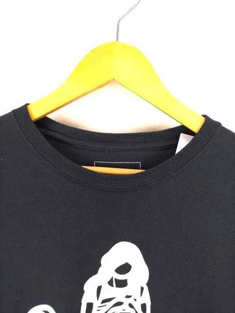SOPHNET.(ソフネット)JULIAN OPIE Standing Figures. TEEクルーネックTシャツ_4