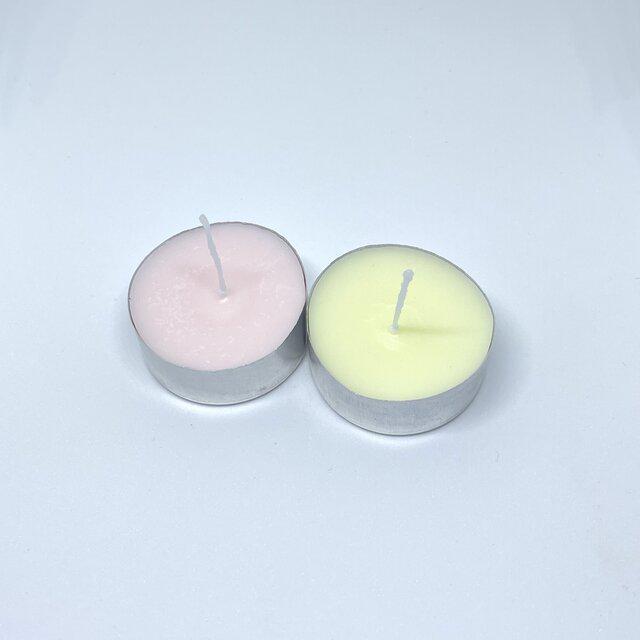 ◇香り選べる◇ティーライトキャンドル2個セット_1
