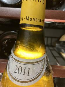 2011 ピュリニー モンラッシェ プルミエクリュ クラヴォワイヨン ルフレーヴ Leflaive Puligny Montrachet 1er Clavoillon白ワイン 750m_3