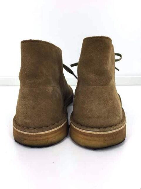 Clarks(クラークス)DESERT BOOT OAKWOOD SUEDEブーツ_4