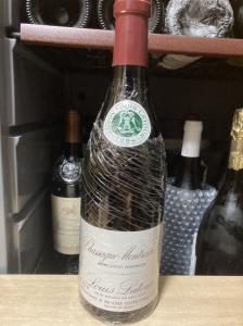 1989 シャサーニュ モンラッシェ ルイラトゥール Louis Latour Chassagne Montrachet 赤ワイン 750ml 古酒 ブルゴーニュ_3