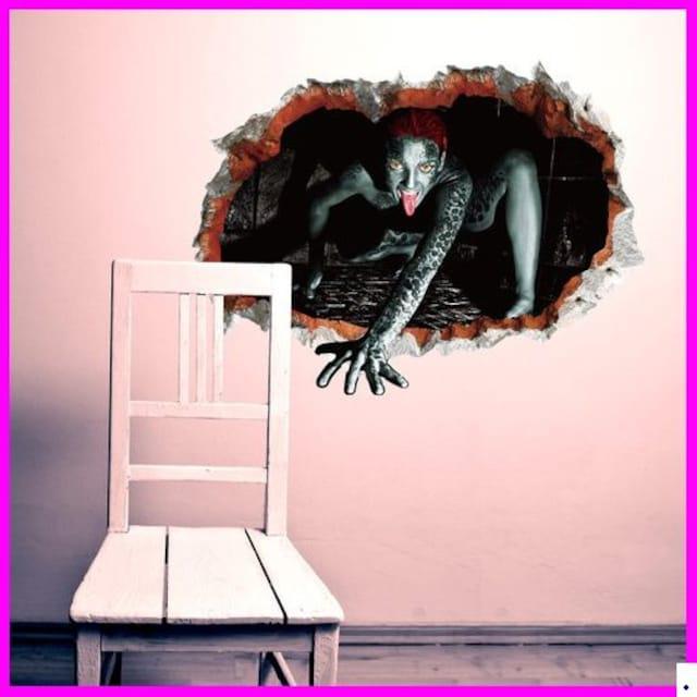 わくわくする壁♪ ◆新発売メーカ直送ウ に 壁ステッカー 2_3