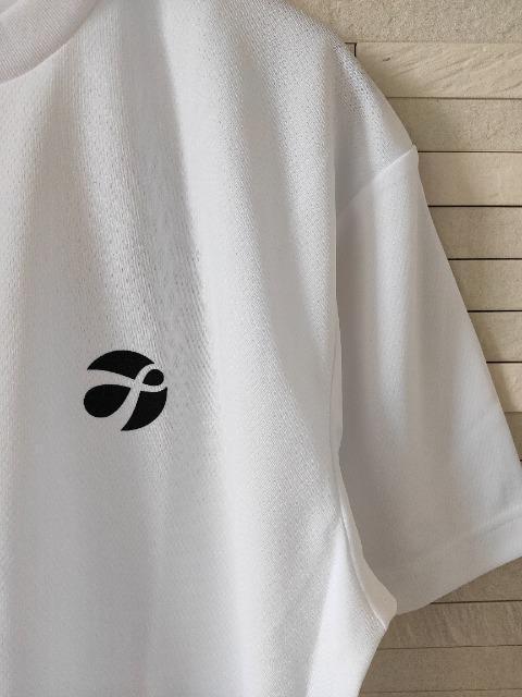 新品 オリジナル ドライ 半袖 丸首 Tシャツ メンズ ジム 白 S_3
