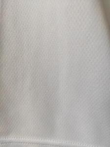 新品 オリジナル ドライ 半袖 丸首 Tシャツ メンズ ジム 白 S_4