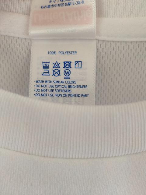 新品 オリジナル ドライ 半袖 丸首 Tシャツ メンズ ジム 白 S_7