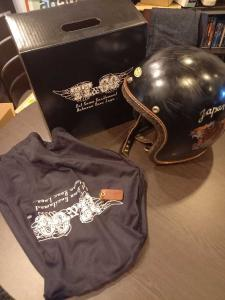 TT&CO エイジングヘルメット トラトラ _8