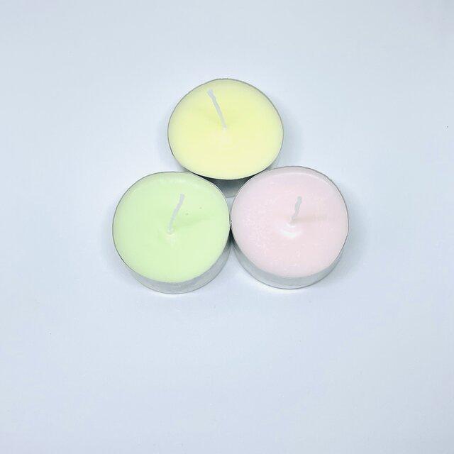 ◇香り選べる◇ティーライトキャンドル2個セット_3