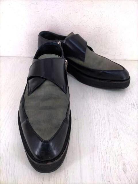 DIET BUTCHER SLIM SKIN(ダイエットブッチャースリムスキン)19SS pointed shoes_1