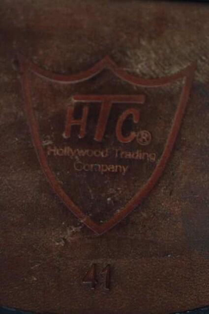 HTC(エイチティーシー)USED加工 エンジニアブーツエンジニアブーツ_3