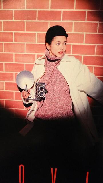 小泉今日子・立河宜子【Hot・Dog PRESS】1992年ページ切り取り_4