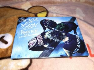 DVD ONE OK ROCK 2015 35xxxv JAPAN TOUR LIVE DOCUMENTARY 2枚組 ワンオク_1
