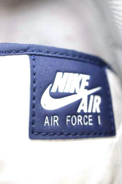 NIKE(ナイキ)AIR FORCE 1 07 MIDNIGHT NAVYスニーカー_3
