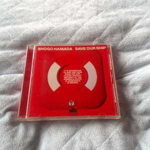 浜田省吾/ save our SHIP  CD アルバム_1