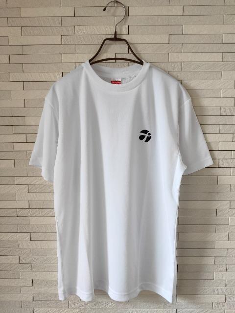 新品 オリジナル ドライ 半袖 丸首 Tシャツ メンズ ジム 白 M_1