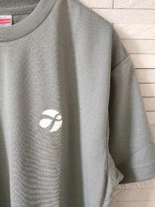 新品 オリジナル ドライ 半袖 丸首 Tシャツ メンズ グレー S_3