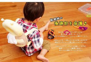 M)赤ちゃん 転倒防止 ベビー用品・ミツバチ_2