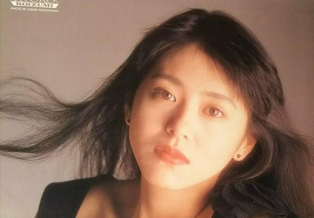 小泉今日子・河合美智子・仁藤優子…【GORO】1988年11月10日号_2