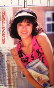 小泉今日子・早見優【週刊TVガイド】1986年 通巻1235号_3