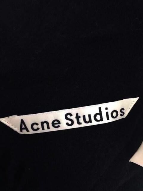 ACNE STUDIOS(アクネストゥディオズ)イタリア製 大判ウールストールストール_3
