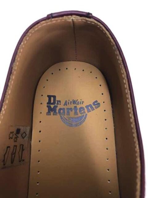 Dr.Martens(ドクターマーチン)1461 59 3EYESHOE CHERRY RED 3ホールレザーシュー_3