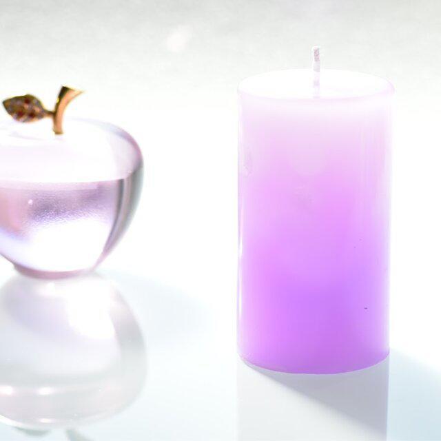 グラデーションキャンドル(Pink&purple)_2