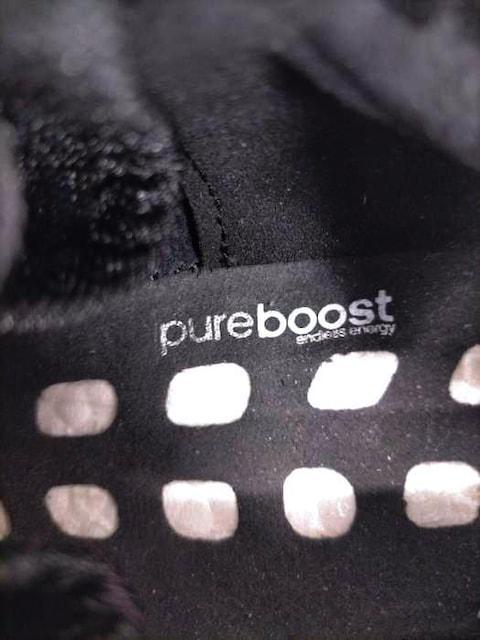 adidas(アディダス)PURE BOOST ローカットスニーカースニーカー_3