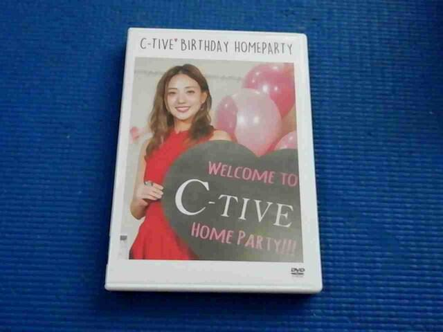 DVD 伊藤千晃 AAA C-TIVE BIRTHDAY HOMEPARTY_1