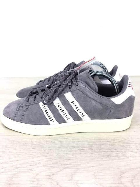 adidas Originals(アディダスオリジナルス)CAMPUS 3COLORS GREY WHITEスニー_2