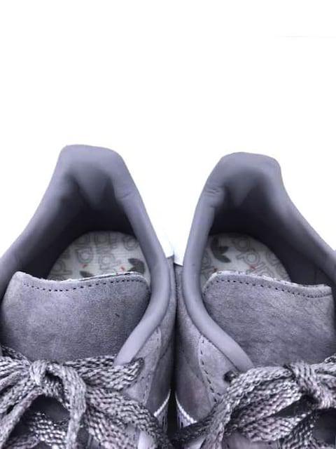 adidas Originals(アディダスオリジナルス)CAMPUS 3COLORS GREY WHITEスニー_3